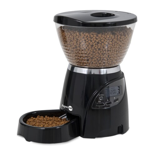 Aspen Pet Lebistro Programmable Food Dispenser