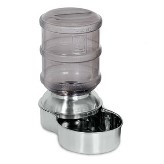 Stainless Steel Replendish Waterer