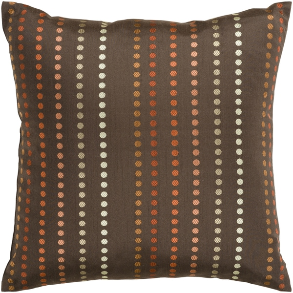 Shop Decorative Sleaford 22 Inch Dotted Pillow Cover On