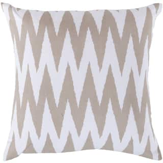 Decorative Snodland 18-inch Chevron Pillow Cover|https://ak1.ostkcdn.com/images/products/11590402/P18530340.jpg?impolicy=medium