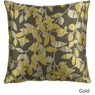 Decorative Skegness 18 Inch Leaves Pillow Cover