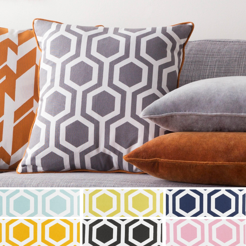 Decorative 18-inch Mall Pillow Cover