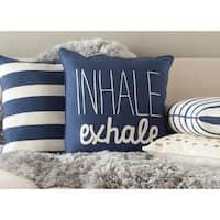 Havenside Home Dataw Decorative 18-inch Fair Throw Pillow Shell