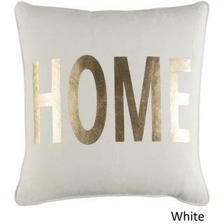 Decorative 18-inch Gish Throw Pillow Shell