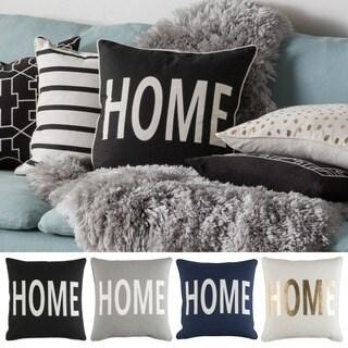 Decorative 18-inch Gish Throw Pillow Shell
