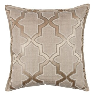 Austin Horn En Vouge Glamour Quartz 20-inch Decorative Throw Pillow