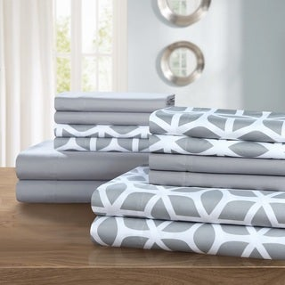 Chic Home 12-Piece Davitt Sheet Set
