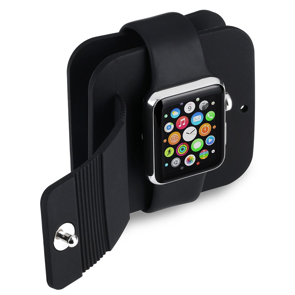 Coutlet Premium Anti-scratch Apple Watch Compatible TPU P...
