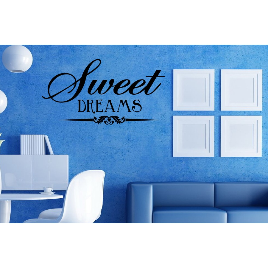 sweet dreams wall sticker compare prices at nextag