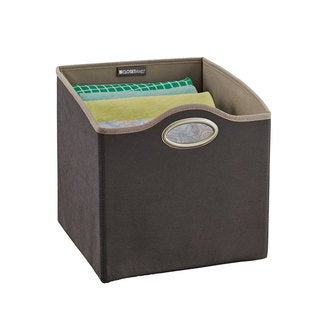 ClosetMaid Grey Fabric Storage Bin