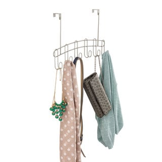 ClosetMaid 6 Hook Over the Door Organizer