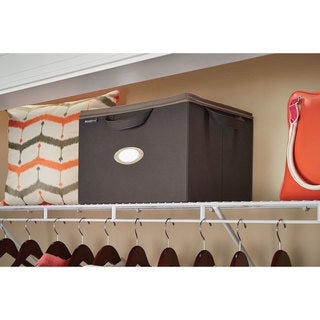 Fabric Storage Bag, Gray