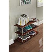 ClosetMaid 3 Tier Shelf Shoe Organizer