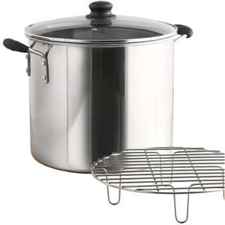 IMUSA Global Kitchen GKA-61014 8-quart Steamer Stainless Steel