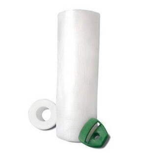 Coreless Stretch Wrap Shrink Film Pre-Stretch 18 In 2000 Ft (168 Rolls)