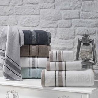 Enchante Home Enchasoft Zero Twist Turkish Cotton 6-piece Towel Set