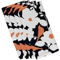 19-inch x 19-inch Modfloral Floral Print Napkin