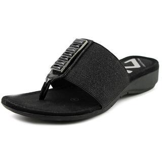 Anne Klein Sport Women's 'Kno How' Basic Textile Sandals
