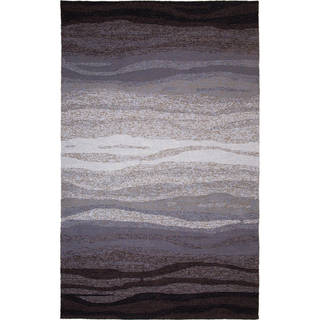 M.A.Trading Hand-tufted Chinese Vista Grey Rug (9' x 12')