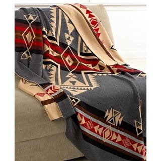 Pendleton Crossroads King Blanket
