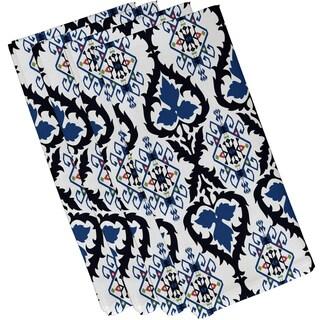19-inch x 19-inch Bombay Geometric Print Napkin