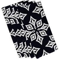 19-inch x 19 inch Beach Star Geometric Print Napkin