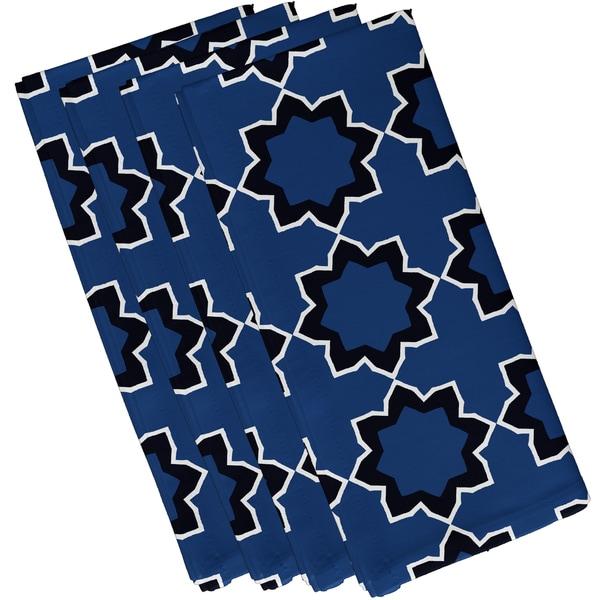 19-inch x 19-inch Bohemian Geometric Print Napkin
