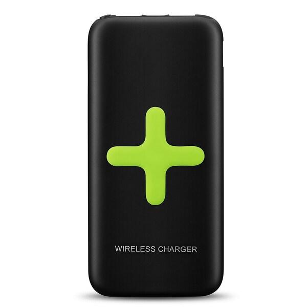 Shop [Slim Design] VicTec 7000mAh Dual USB Ports Portable Qi