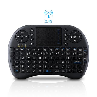 2.4GHz Wireless Mini US Keyboard Touchpad Mouse Combo for Android TV Box X-Box Desktop Laptop PC,etc.