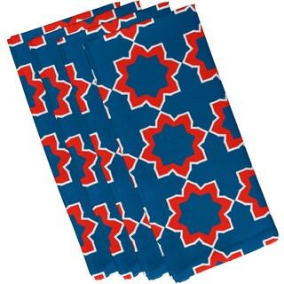 19-inch x 19-inch Bohemian 2 Geometric Print Napkin
