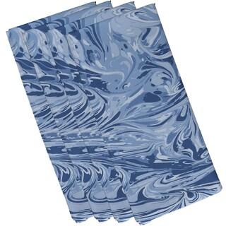 19-inch x 19-inch Mlange Geometric Print Napkin