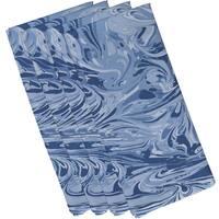19-inch x 19-inch M?lange Geometric Print Napkin