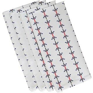 19-inch x 19-inch Jodhpur Stripe Stripe Print Napkin