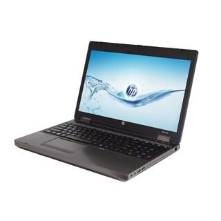 HP ProBook 6560B 15.6-inch 2.5GHz Core i5 CPU 8GB RAM 750GB HDD Windows 10 Laptop (Refurbished)