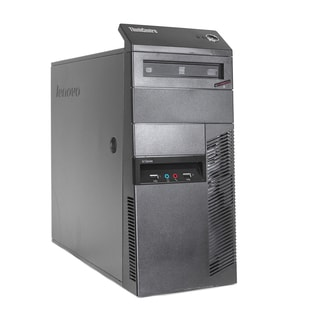 Lenovo ThinkCentre M81-T 3.1GHz Core i5 CPU 4GB RAM 1TB HDD Windows 10 Computer (Refurbished)