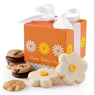 Mrs. Fields Mother's Day Cookie Combo Ribbon Box