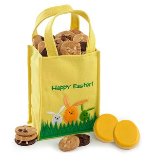 Mrs. Fields Easter Tote with Nibblers