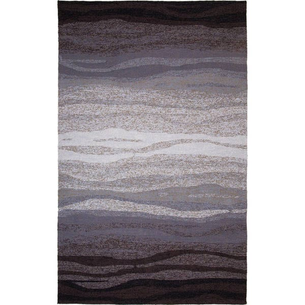 Handmade M.A.Trading Chinese Vista Grey Rug (8' x 10') (China)