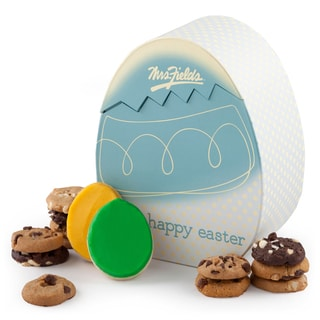 Mrs. Fields Easter Egg Frosted cookie Combo Box