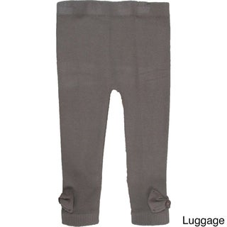 Butterfly Unisex Baby Cotton Seamless Leggings with Side Bows (More options available)