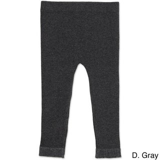 Infant Flat Cotton Solid Leggings (More options available)