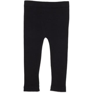Infant Flat Cotton Solid Leggings