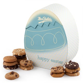 Mrs. Fields Easter Egg Nibbler Box