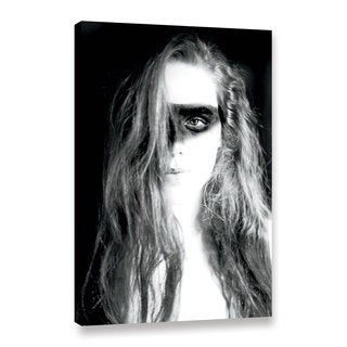 Laura Marshall's 'Hatch I' Gallery Wrapped Canvas
