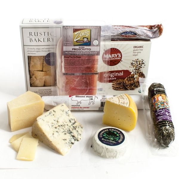 igourmet California Charcuterie & Cheese Collection