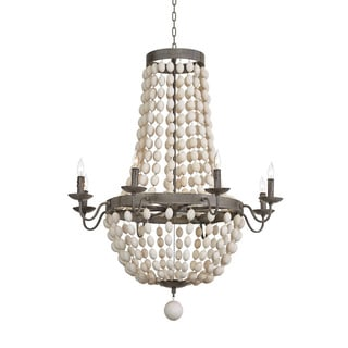 Hip Vintage Gable Chandelier