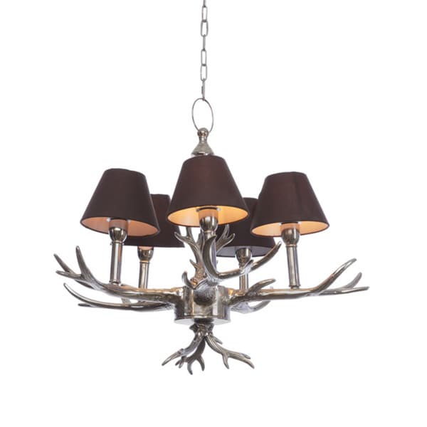 shop antler chandelier on sale free shipping today overstock