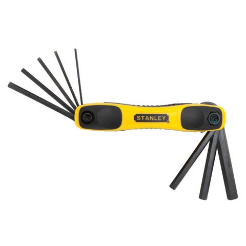 Stanley Hand Tools STHT71800 8 Piece Metric Hex Key Set