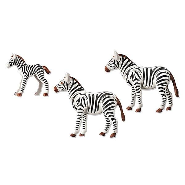 Playmobil Zebra Family Building Kit