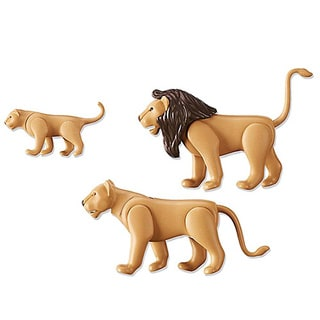 Playmobil Lion Family Building Kit